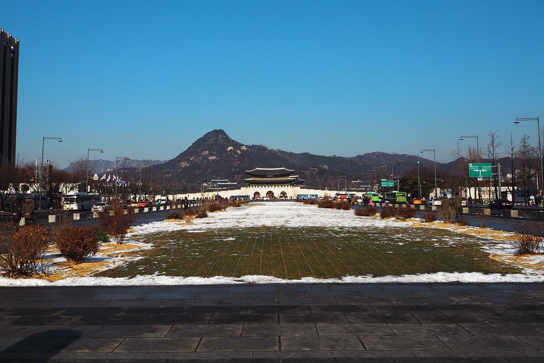 NISEOULSEARCHING: GYEONGBOKGUNG PALACE (경복궁)