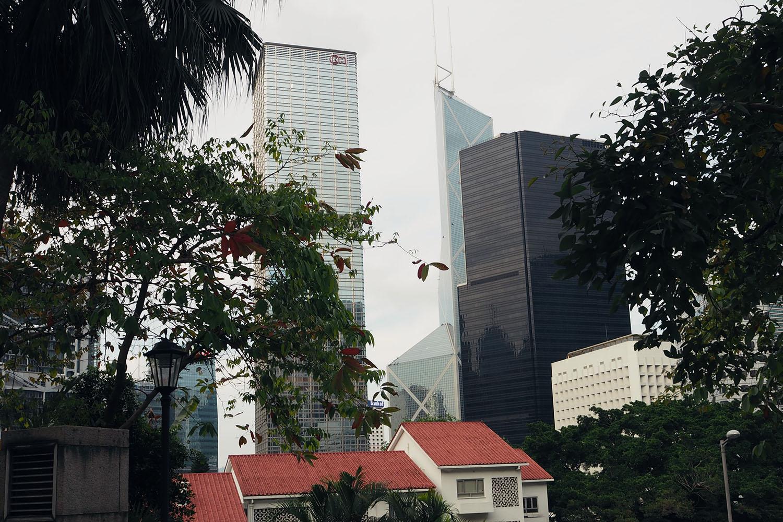HONG KONG: AN OBSERVATION