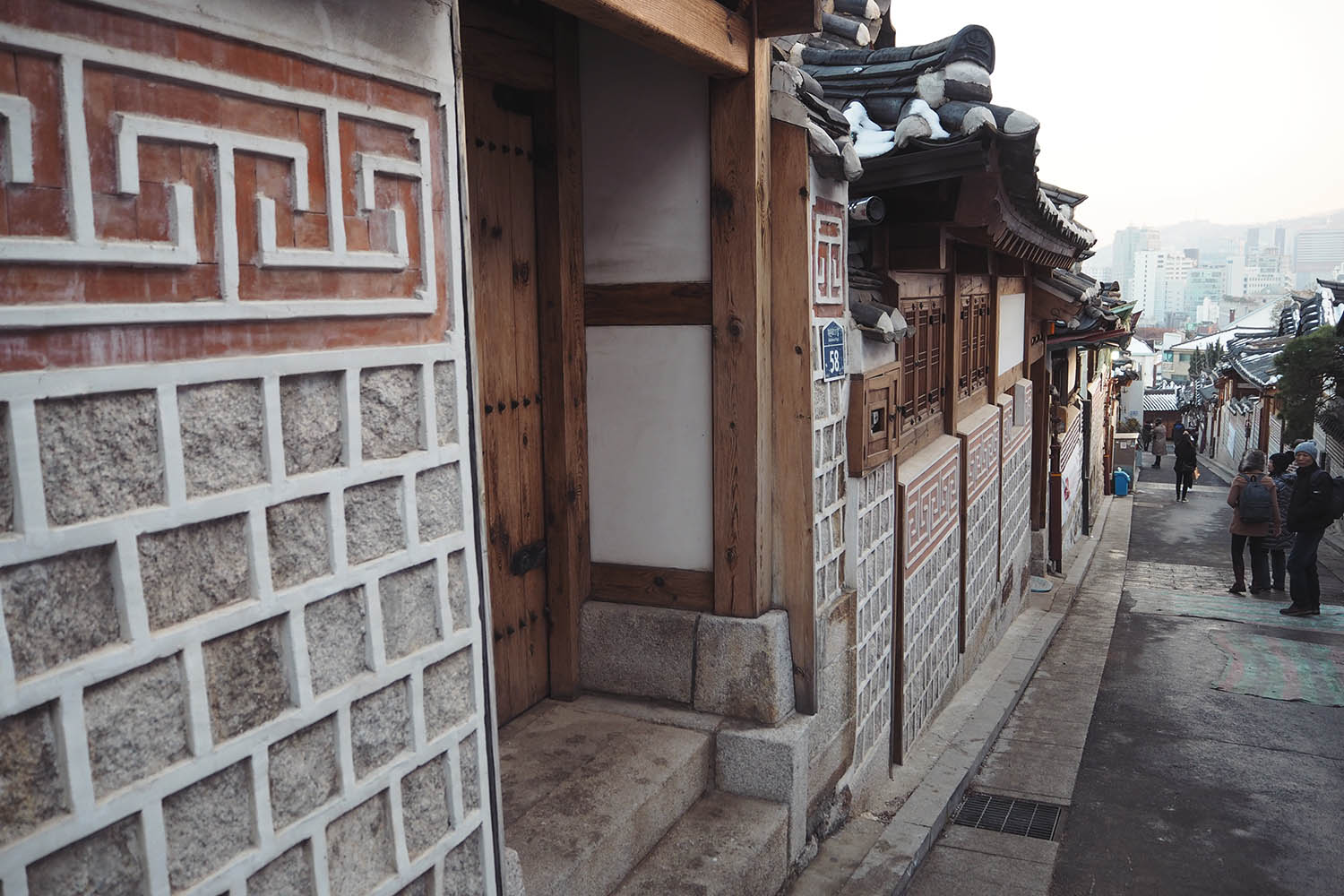NISEOULSEARCHING: BUKCHON HANOK VILLAGE (북촌한옥마을)