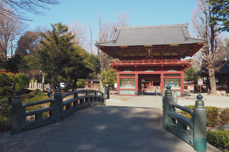 TOKYO JOURNAL: NEZU SHRINE